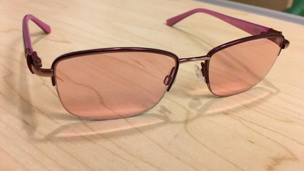 tint glasses
