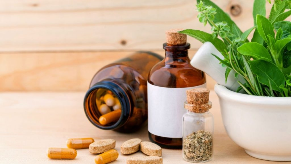 Natural supplements for migraine